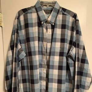 Men's button down size TL